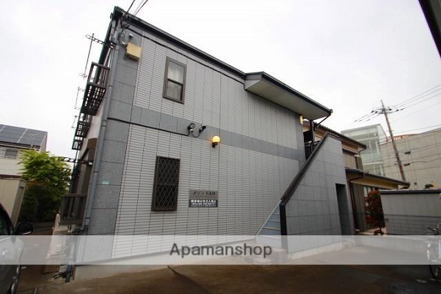 埼玉県新座市、新座駅徒歩1分の築14年 2階建の賃貸アパート