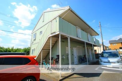 埼玉県ふじみ野市、鶴瀬駅徒歩41分の築24年 2階建の賃貸アパート