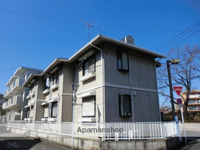 埼玉県富士見市、柳瀬川駅徒歩19分の築29年 2階建の賃貸アパート
