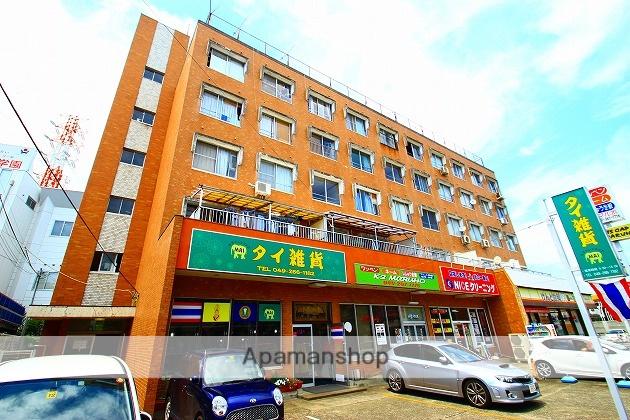 埼玉県ふじみ野市、上福岡駅徒歩20分の築45年 5階建の賃貸マンション