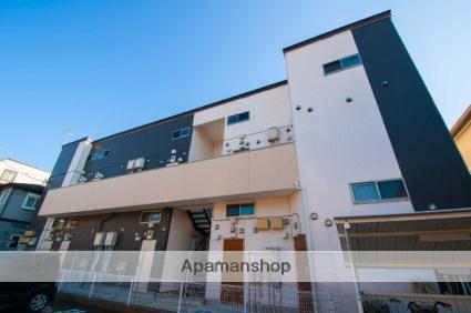 埼玉県ふじみ野市、ふじみ野駅徒歩24分の築7年 2階建の賃貸アパート