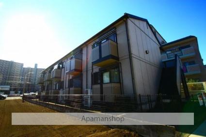 埼玉県富士見市、ふじみ野駅徒歩5分の築16年 2階建の賃貸アパート