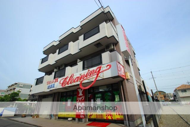 埼玉県富士見市、ふじみ野駅徒歩2分の築19年 3階建の賃貸マンション