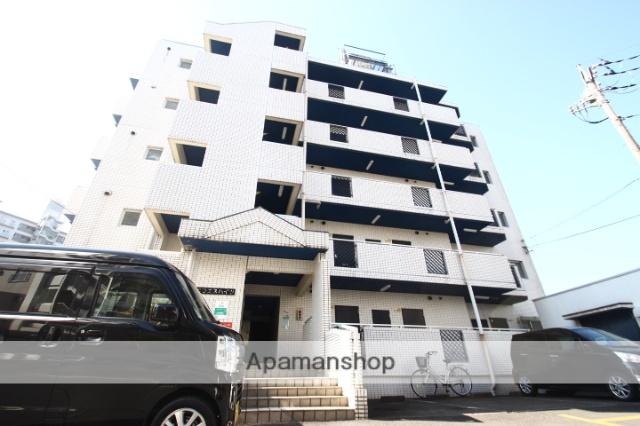 埼玉県入間郡三芳町、みずほ台駅徒歩12分の築30年 5階建の賃貸マンション