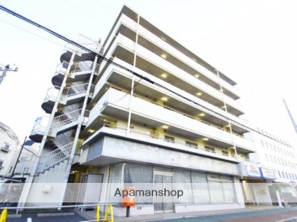 埼玉県志木市、北朝霞駅徒歩29分の築27年 6階建の賃貸マンション