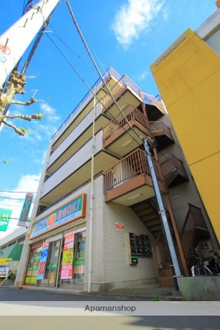 埼玉県富士見市、みずほ台駅徒歩3分の築23年 4階建の賃貸マンション