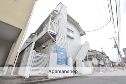 埼玉県富士見市、みずほ台駅徒歩29分の築30年 2階建の賃貸アパート