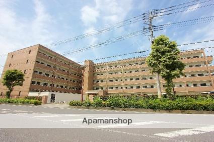 埼玉県富士見市、志木駅徒歩92分の築14年 5階建の賃貸マンション