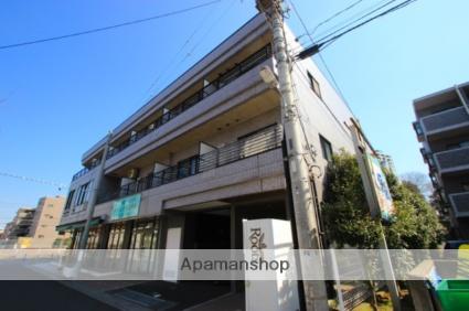 埼玉県富士見市、鶴瀬駅徒歩29分の築16年 3階建の賃貸マンション