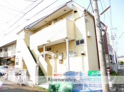 埼玉県富士見市、みずほ台駅徒歩29分の築28年 2階建の賃貸アパート