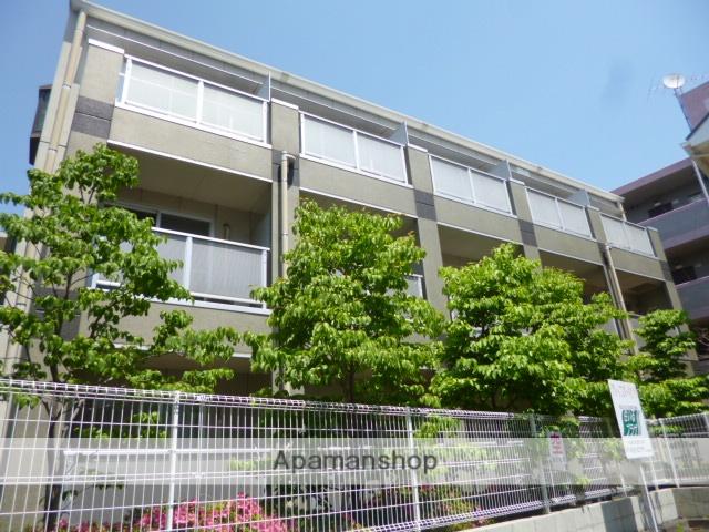 埼玉県富士見市、ふじみ野駅徒歩5分の築17年 3階建の賃貸マンション