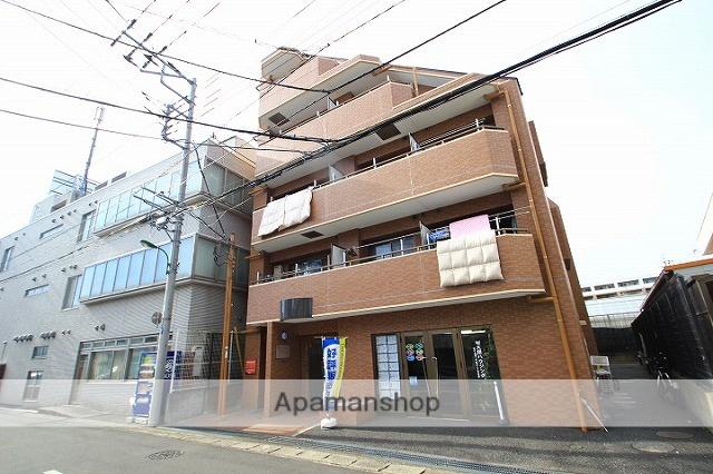 埼玉県朝霞市、北朝霞駅徒歩4分の築17年 5階建の賃貸マンション