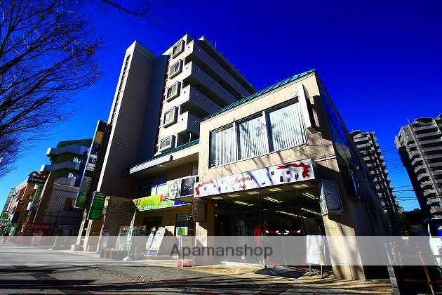 埼玉県富士見市、鶴瀬駅徒歩30分の築11年 7階建の賃貸マンション
