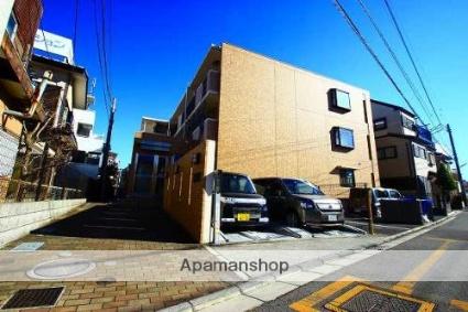 埼玉県ふじみ野市、鶴瀬駅徒歩40分の築14年 3階建の賃貸マンション