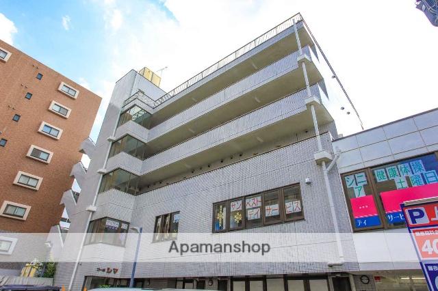 埼玉県ふじみ野市、上福岡駅徒歩3分の築29年 5階建の賃貸マンション