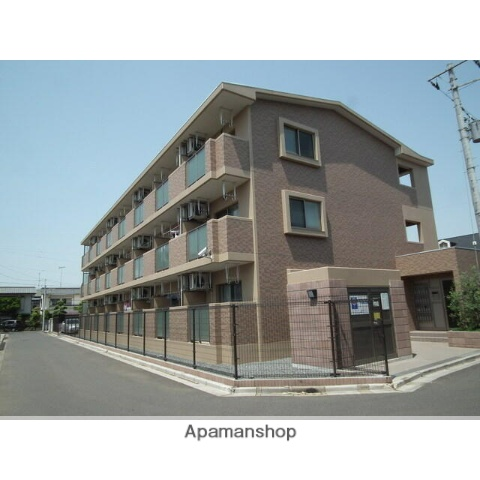 埼玉県川越市、ふじみ野駅徒歩30分の築7年 3階建の賃貸マンション