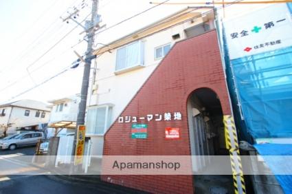 埼玉県ふじみ野市、ふじみ野駅徒歩30分の築30年 2階建の賃貸アパート