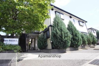 埼玉県富士見市、鶴瀬駅徒歩22分の築17年 2階建の賃貸アパート
