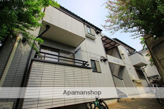 埼玉県富士見市、みずほ台駅徒歩23分の築18年 2階建の賃貸アパート