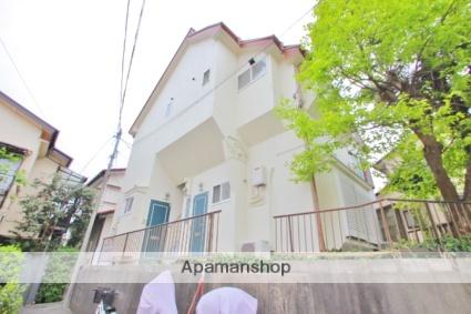 埼玉県富士見市、みずほ台駅徒歩21分の築24年 2階建の賃貸アパート