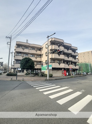 埼玉県ふじみ野市、鶴瀬駅徒歩36分の築21年 4階建の賃貸マンション