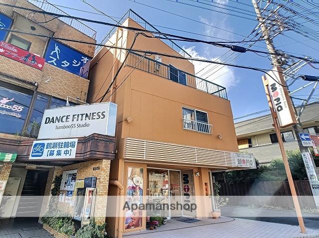 埼玉県富士見市、みずほ台駅徒歩24分の築46年 3階建の賃貸マンション