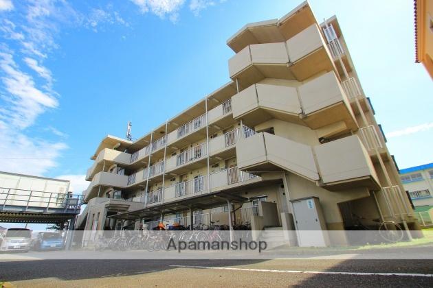 埼玉県富士見市、みずほ台駅徒歩30分の築24年 4階建の賃貸マンション