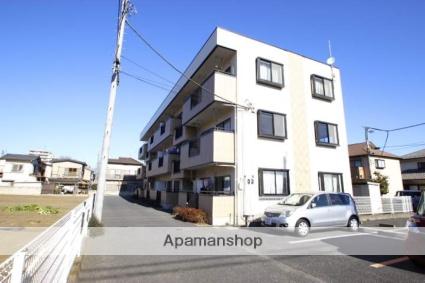 埼玉県ふじみ野市、鶴瀬駅徒歩39分の築15年 3階建の賃貸マンション