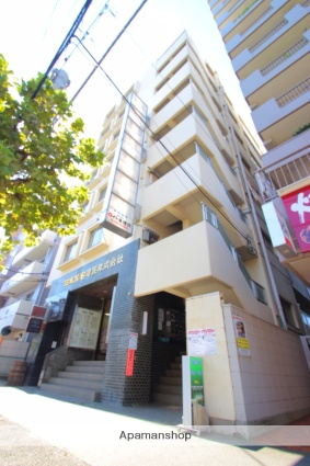 埼玉県富士見市、柳瀬川駅徒歩25分の築30年 7階建の賃貸マンション