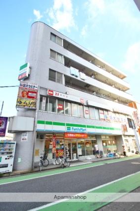 埼玉県富士見市、みずほ台駅徒歩1分の築28年 5階建の賃貸マンション