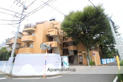 埼玉県新座市、北朝霞駅徒歩23分の築30年 5階建の賃貸マンション