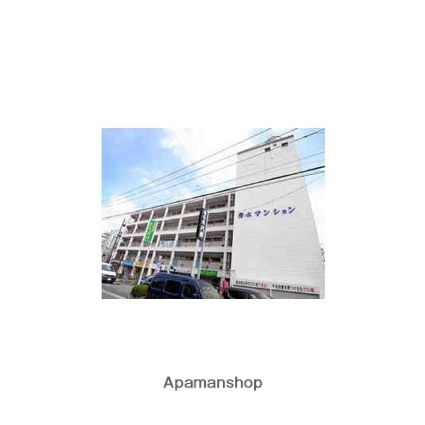 埼玉県志木市、志木駅徒歩8分の築41年 5階建の賃貸マンション