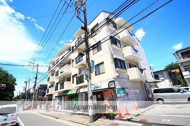 埼玉県新座市、新座駅徒歩21分の築27年 4階建の賃貸マンション