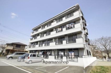 埼玉県新座市、新座駅徒歩15分の築23年 4階建の賃貸マンション