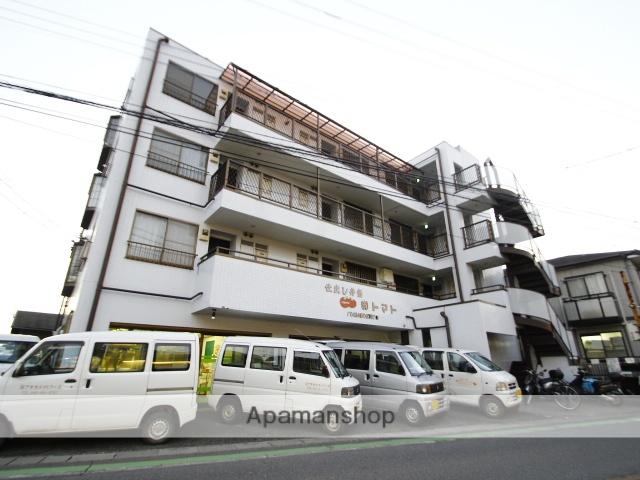 埼玉県朝霞市、北朝霞駅徒歩10分の築25年 4階建の賃貸マンション