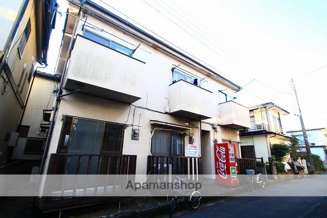 埼玉県志木市、志木駅徒歩21分の築27年 2階建の賃貸アパート