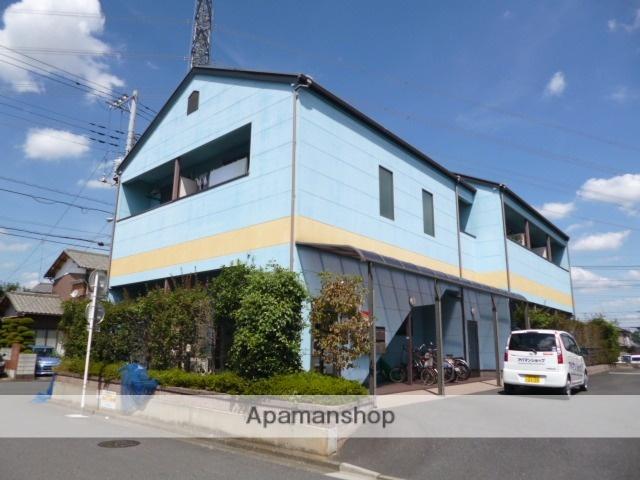 埼玉県富士見市、柳瀬川駅徒歩25分の築14年 2階建の賃貸アパート