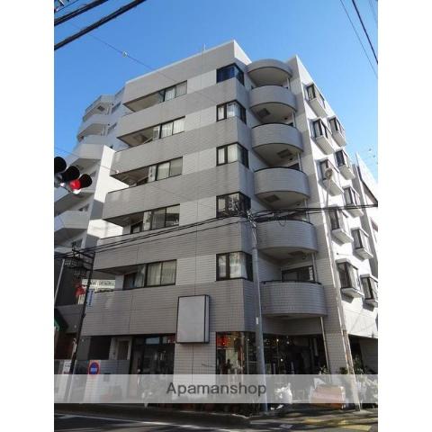 埼玉県富士見市、柳瀬川駅徒歩22分の築29年 7階建の賃貸マンション