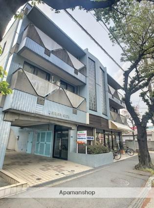 埼玉県ふじみ野市、鶴瀬駅徒歩30分の築23年 3階建の賃貸マンション