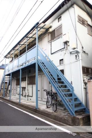 埼玉県ふじみ野市、上福岡駅徒歩6分の築42年 2階建の賃貸アパート