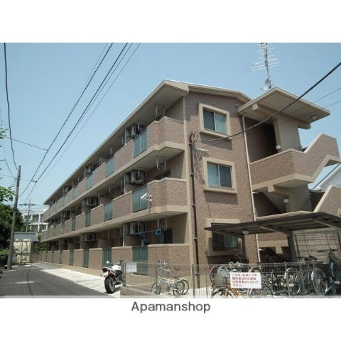 埼玉県ふじみ野市、ふじみ野駅徒歩25分の築6年 3階建の賃貸マンション