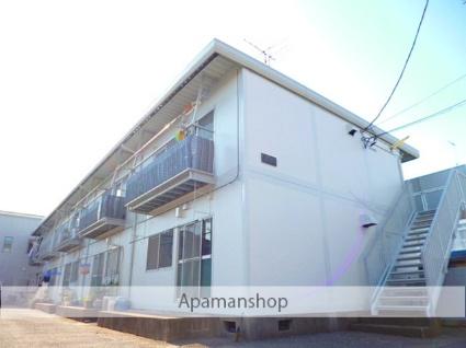 埼玉県富士見市、みずほ台駅徒歩12分の築38年 2階建の賃貸アパート