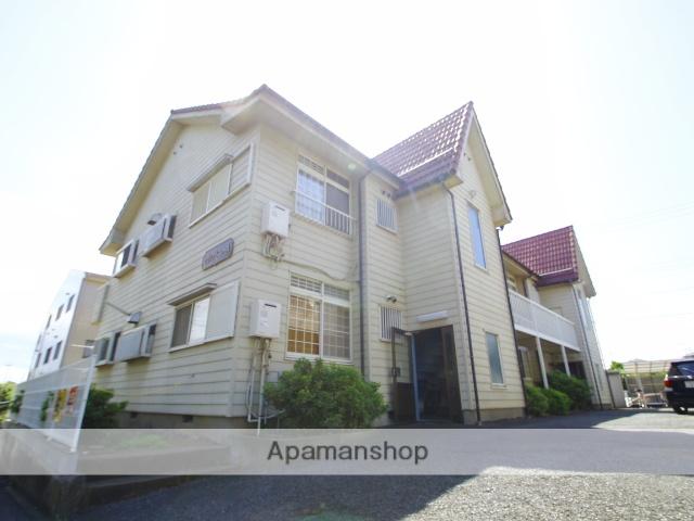 埼玉県富士見市、柳瀬川駅徒歩18分の築27年 2階建の賃貸アパート