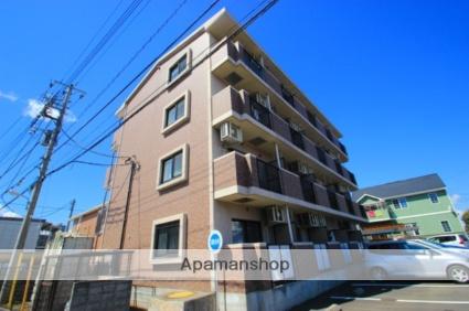 埼玉県富士見市、鶴瀬駅徒歩33分の築11年 4階建の賃貸マンション