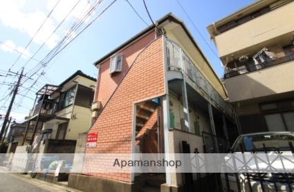 埼玉県富士見市、鶴瀬駅徒歩11分の築27年 2階建の賃貸アパート