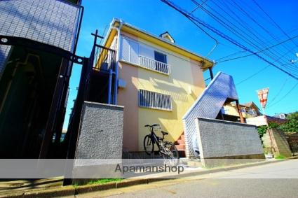 埼玉県ふじみ野市、ふじみ野駅徒歩26分の築30年 2階建の賃貸アパート