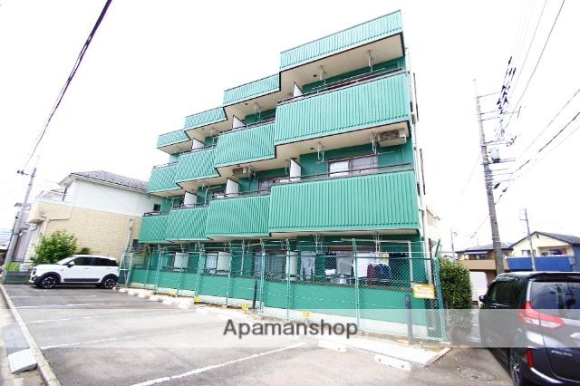 埼玉県ふじみ野市、ふじみ野駅徒歩12分の築17年 3階建の賃貸マンション