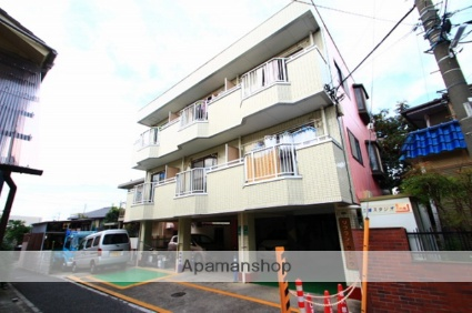 埼玉県新座市、新座駅徒歩25分の築26年 3階建の賃貸マンション