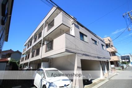 埼玉県志木市、北朝霞駅徒歩28分の築27年 3階建の賃貸マンション