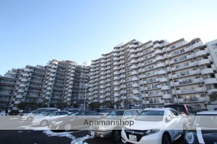 埼玉県志木市、志木駅徒歩8分の築30年 13階建の賃貸マンション